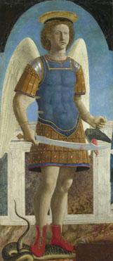 Piero della Francesca: 'Saint Michael'