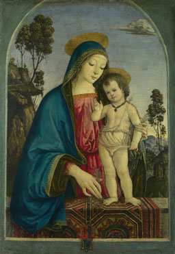 Pintoricchio: 'The Virgin and Child'