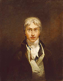 Joseph Mallord William Turner, 'Self-Portrait', 1799. London, Tate Britain