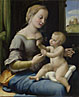 Raphael 'The Madonna of the Pinks ('La Madonna dei Garofani')'