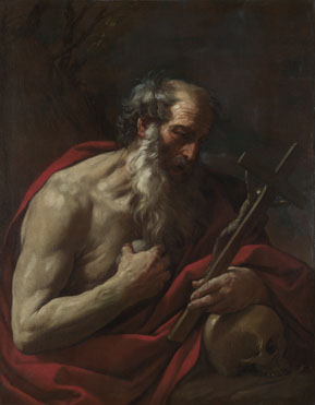 Guido Reni: 'Saint Jerome'