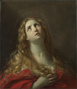 Guido Reni: 'Saint Mary Magdalene'