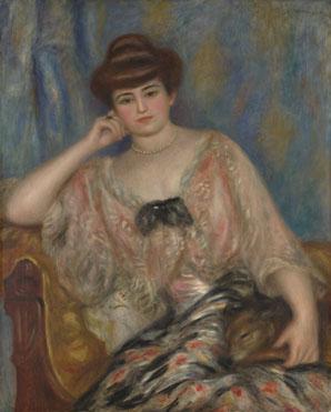 Pierre-Auguste Renoir: 'Misia Sert'