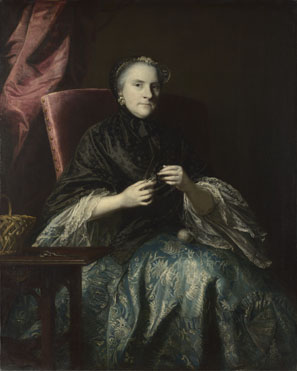 Sir Joshua Reynolds: 'Anne, 2nd Countess of Albemarle'