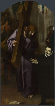 Francisco Ribalta: 'The Vision of Father Simón'
