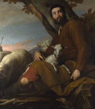 Jusepe de Ribera: 'Jacob with the Flock of Laban'