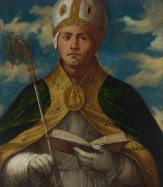 Girolamo Romanino: 'Saint Gaudioso'