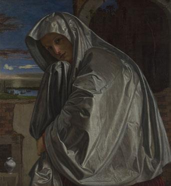 Giovanni Girolamo Savoldo: 'Mary Magdalene'
