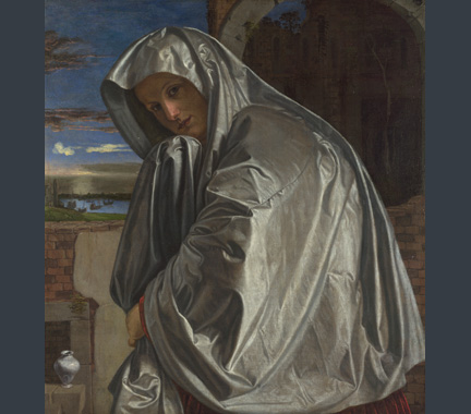 Savoldo, 'Mary Magdalene', about 1535-40