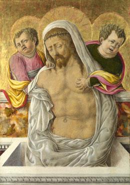 Giorgio Schiavone: 'The Pietà'