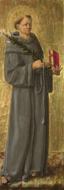 Giorgio Schiavone: 'Saint Anthony of Padua'