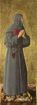 Giorgio Schiavone: 'Saint Bernardino'