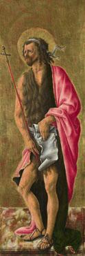 Giorgio Schiavone: 'Saint John the Baptist'
