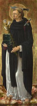 Giorgio Schiavone: 'Saint Peter Martyr'