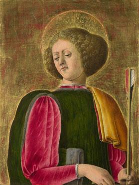 Giorgio Schiavone: 'Saint Sebastian'