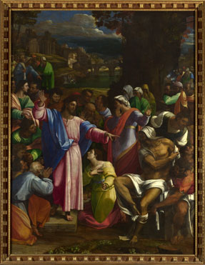 Sebastiano del Piombo: 'The Raising of Lazarus'