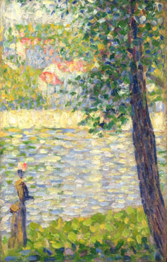 Georges Seurat: 'The Morning Walk'