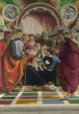 Luca Signorelli: 'The Circumcision'