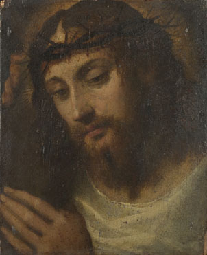 Attributed to Sodoma: 'Head of Christ'