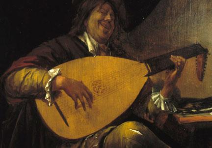 Portrait of Jan Steen