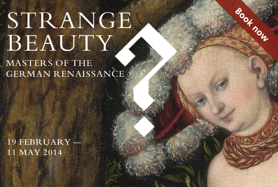 Strange Beauty exhibition