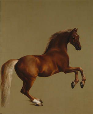 George Stubbs: 'Whistlejacket'