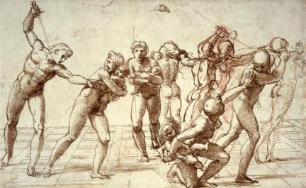 Raphael's drawing
