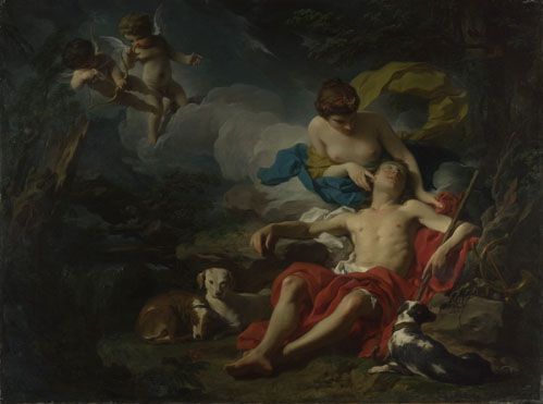 Pierre Subleyras: 'Diana and Endymion'