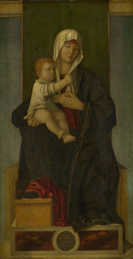 Francesco Tacconi: 'The Virgin and Child'