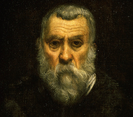 Portrait of Jacopo Tintoretto