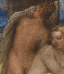 Titian, 'Diana and Actaeon', 1556-9