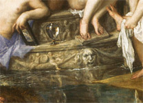 The genius of Titian: Late Titian | Lunchtime talk | What ...  |Diana And Actaeon Titian
