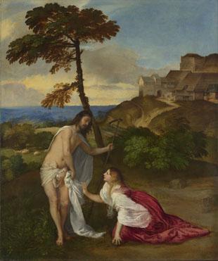 Titian: 'Noli me Tangere'
