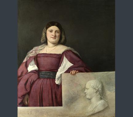 Titian, 'La Schiavona', about 1510-12