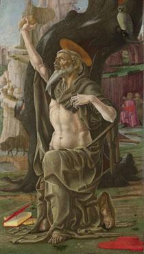 Cosimo Tura: 'Saint Jerome'