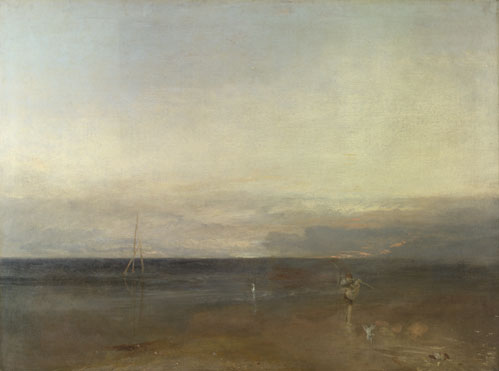 Joseph Mallord William Turner: 'The Evening Star'