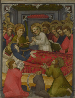 Tyrolese: 'The Dormition of the Virgin'