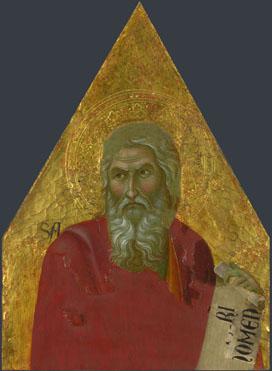 Ugolino di Nerio: 'Isaiah'