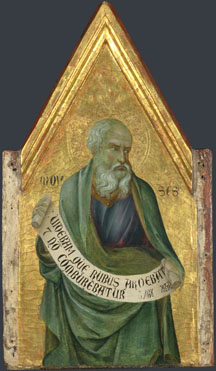 Ugolino di Nerio: 'Moses'