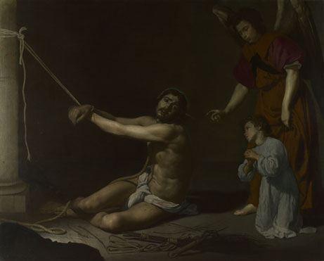 Diego Velázquez: 'Christ contemplated by the Christian Soul'