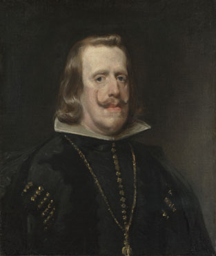 Diego Velázquez: 'Philip IV of Spain'