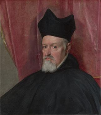 Diego Velázquez: 'Portrait of Archbishop Fernando de Valdés'