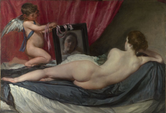 Diego Velázquez: 'The Toilet of Venus ('The Rokeby Venus')'