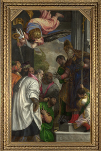 Veronese, The Consecration of Saint Nicholas, 1562
