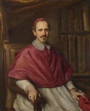 Jakob Ferdinand Voet: 'Cardinal Carlo Cerri'
