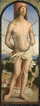 Bernardino Zaganelli: 'Saint Sebastian'